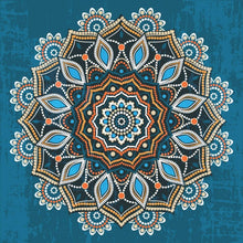 Load image into Gallery viewer, Mandala Diamond Painting Kit - DIY Mandala-2