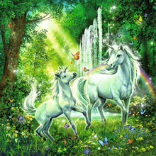 Load image into Gallery viewer, Unicorn Diamond Painting Kit - DIY Unicorn-58