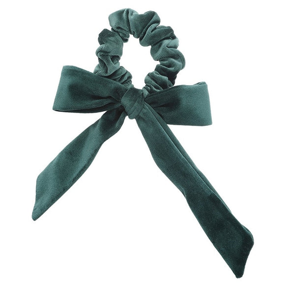 Grace Bow Scrunchie