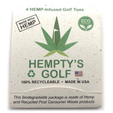Load image into Gallery viewer, Hemp Golf Tees - Hempty's