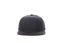 Load image into Gallery viewer, Hemp Arch Cap (Black)