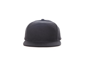 Hemp Arch Cap (Black)