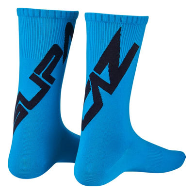 Calcetines Para Ciclismo Supasox Twisted Black & Blue