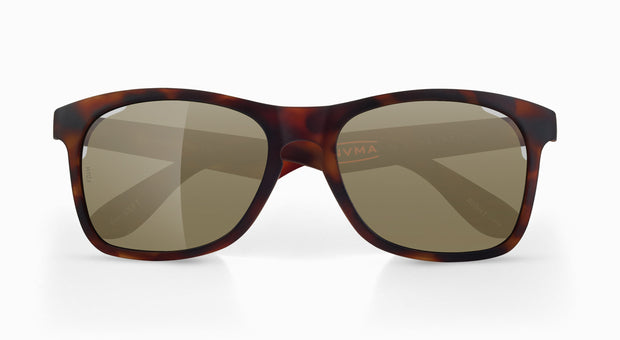 Lentes para ciclismo Alba Optics Anvma Vogue Bronce
