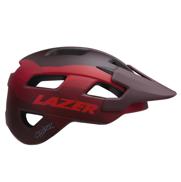 Lazer Casco Chiru Matte Red