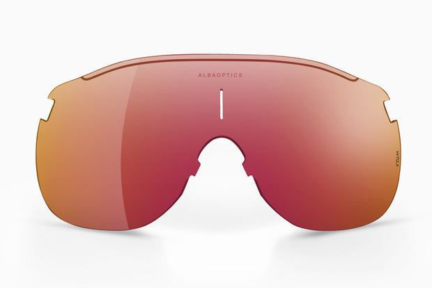 Micas Lente Alba Optics Stratos Lava
