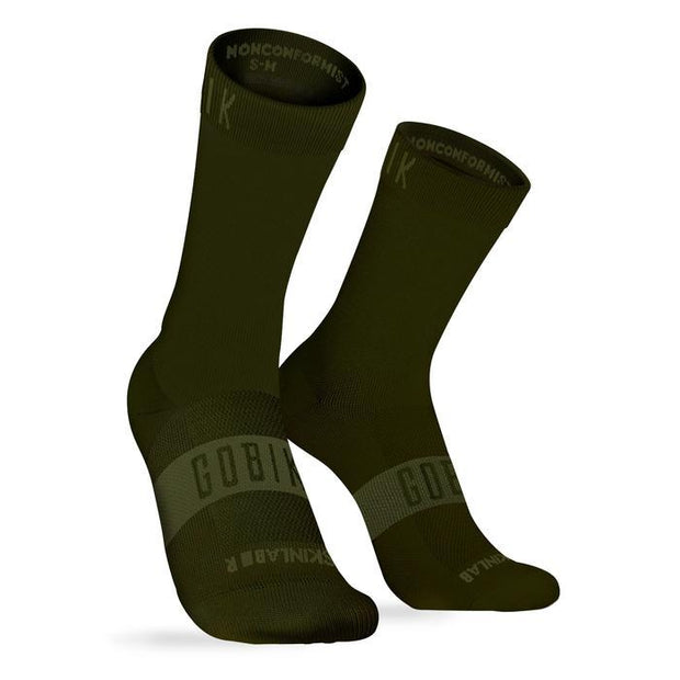 Calcetines Para Ciclismo Pure Unisex Army