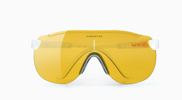 Lentes Para Ciclismo Alba Optics Stratos Snow Fly