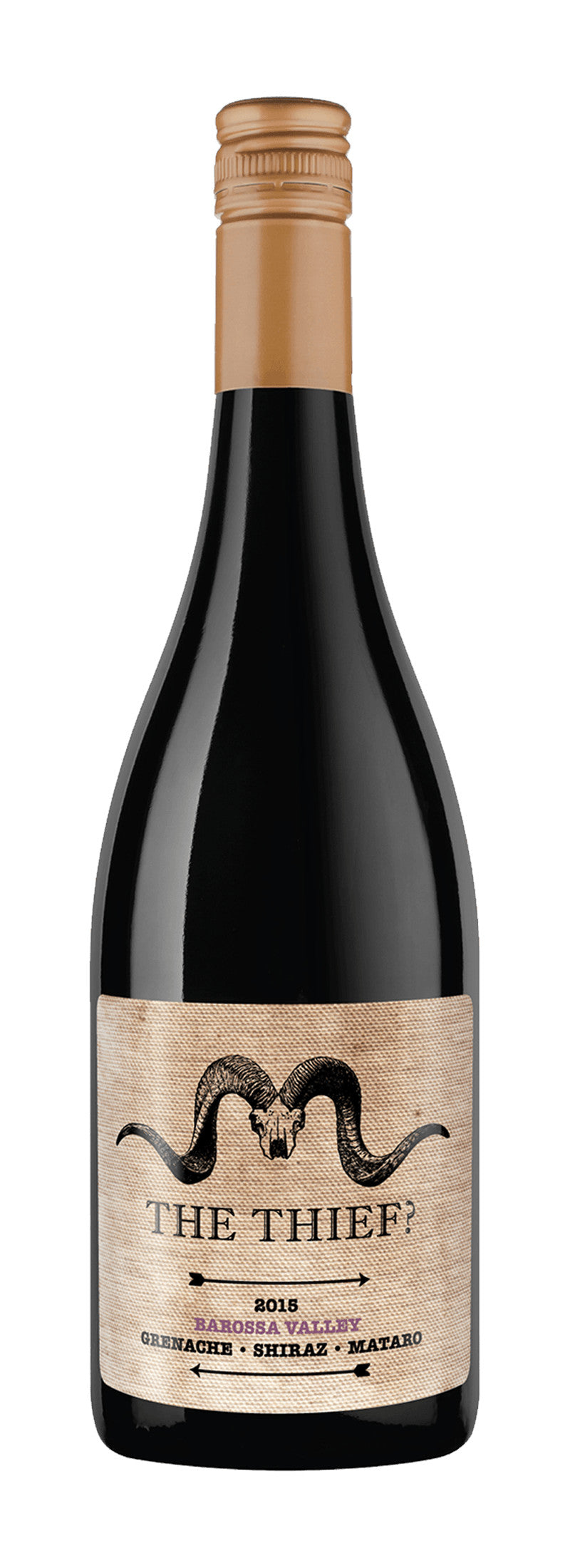 The Thief Barossa Valley Grenache Shiraz Mataro (GSM) 2017 / 6 pack ( Single bottle price is $33)