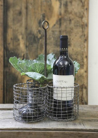 Mesh Wine Caddy