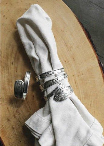 Eat Napkin Rings