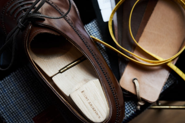 SAINT CRISPIN'S - HANDMADE SHOES TRUNK SHOW