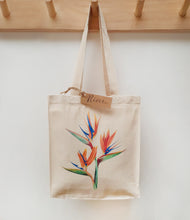 Load image into Gallery viewer, Birds of Paradise Tote Bag