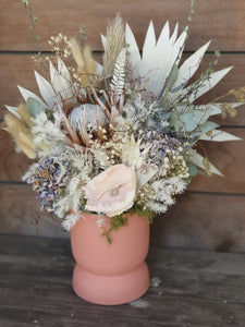 Vintage Pastel in Blush Ceramic