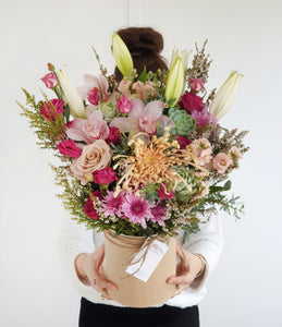 Large Pastel Arrangment