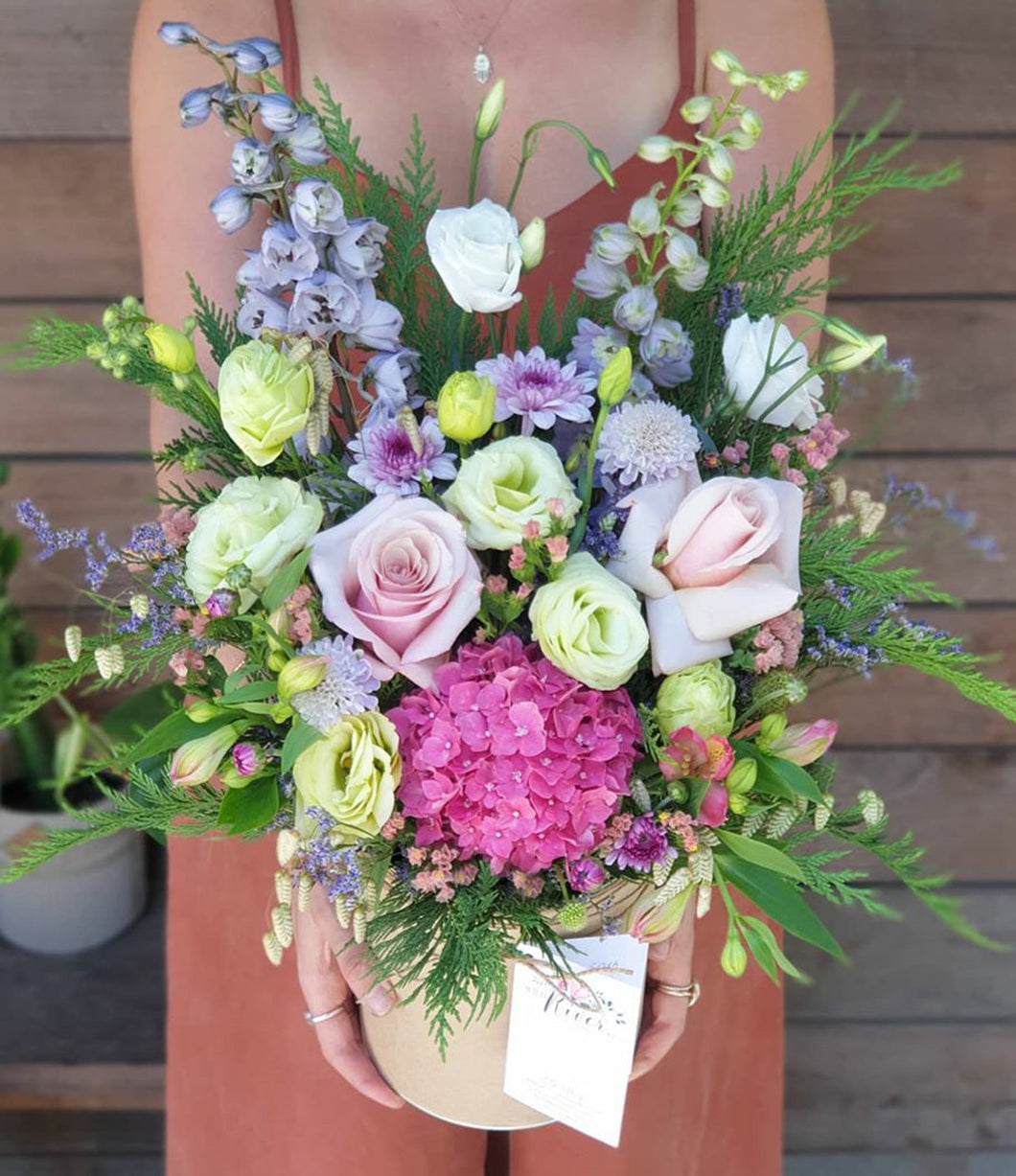 Pastel Florist Choice Arrangement