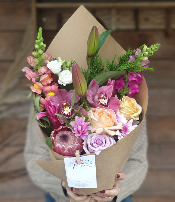 Pastel Florist Choice Bouquet from