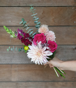 Small Pink + Pastel Bouquet