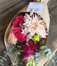 Load image into Gallery viewer, Small Pink + Pastel Bouquet