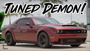 Tuned Dodge Demon vs 3000GT VR4 - Demon Exorcist!