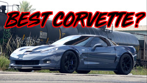 800HP Corvette ZR1 - The Best Corvette Ever Made?