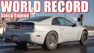 Devil Z STOCK ENGINE 300ZX Beats Everyone! - Quickest & Fastest Z32 on the Planet!