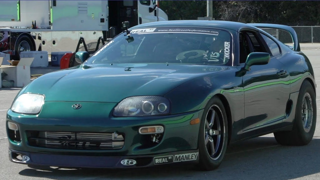 1600HP Supra Build Breakdown by Jay Meagher - Real Street Performance