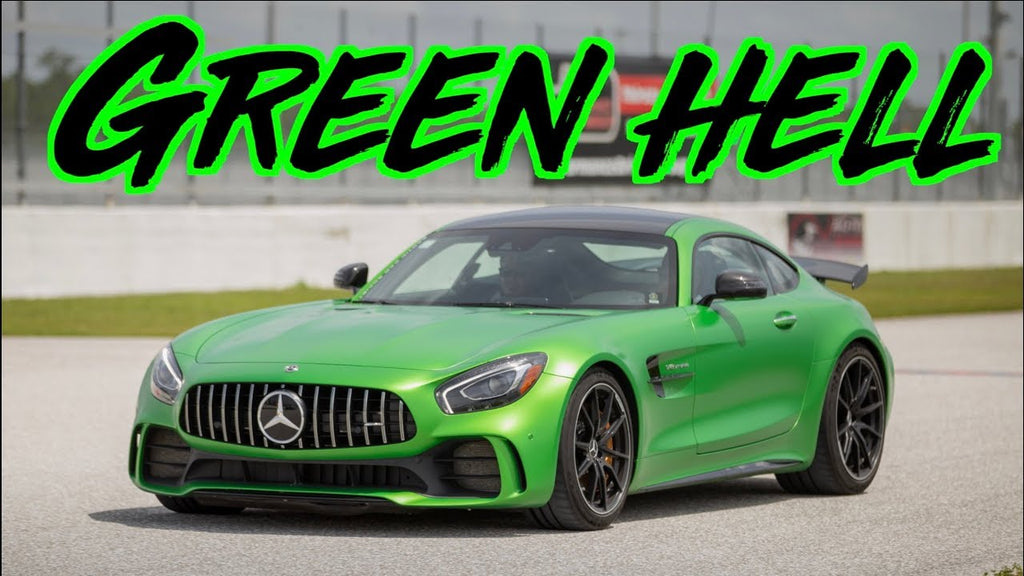 $200k Mercedes AMG GTR - The Ultimate Mercedes?!