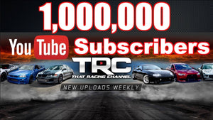 1 Million Subscribers!! R32 GTR Project Update + TRC Best Moments!