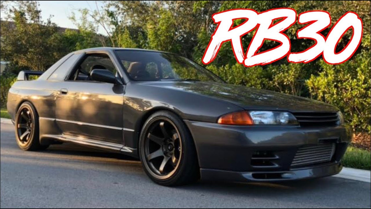 1000+HP Sequential RB30 R32 GTR Godzilla Project - Building the RB30