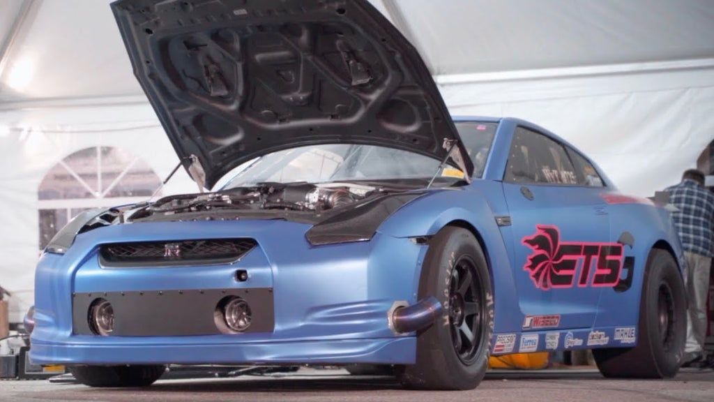 Quickest GTR EVER New World Record (3000HP ETS-G) + RWD Stick Shift World Record (LT1 Camaro)