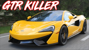 McLaren 570s Gains 120HP - Gaptizes Challenger and GTR!