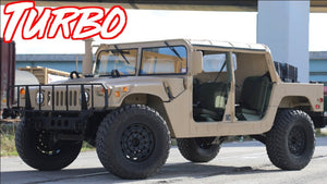 Turbo Swap Humvee and Rare $700K BMW - $2.5 Million Corvettes and More!