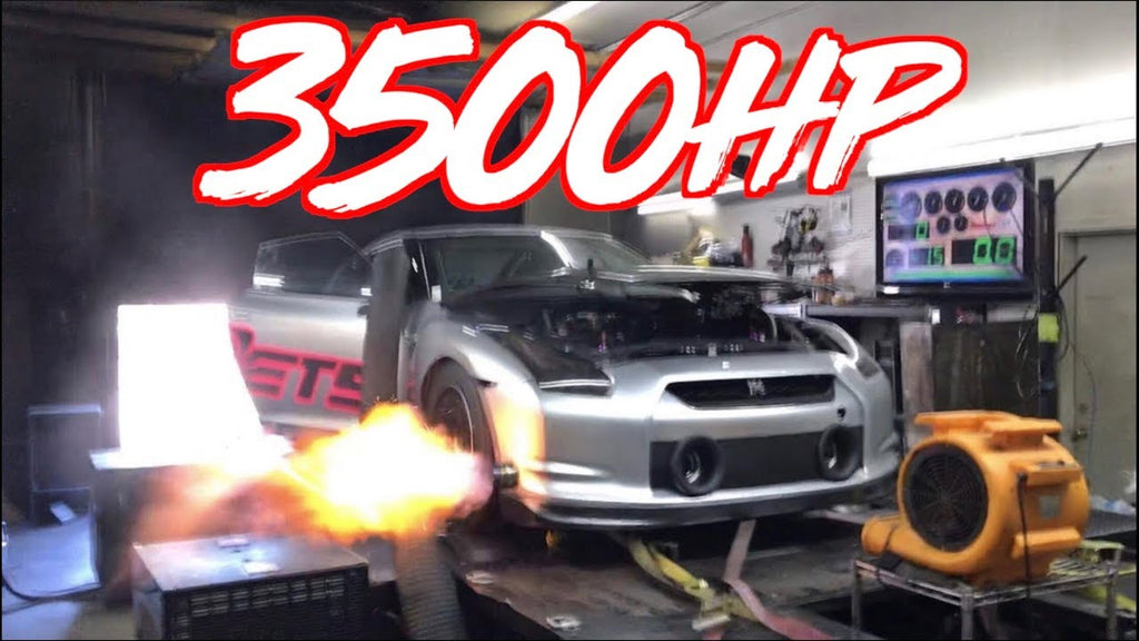 3500HP GTR - Worlds Most Powerful GTR! Extreme Turbo Systems