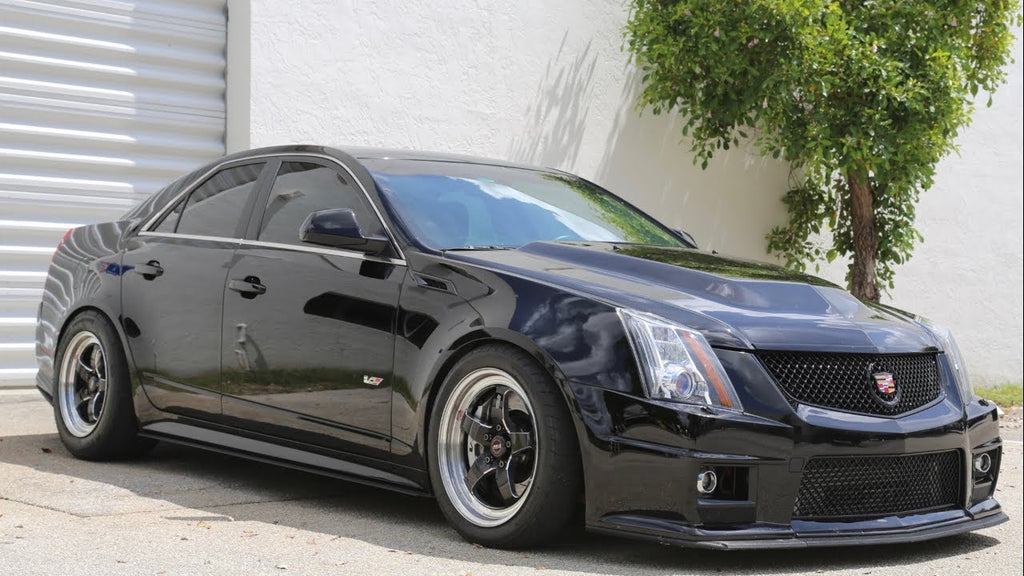 "Ultimate 750HP Stock Motor Cadillac CTSV - ""The Grocery Getter"""