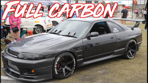 Full Carbon Fiber Skyline R33! (REAL CARBON - 2650lbs)