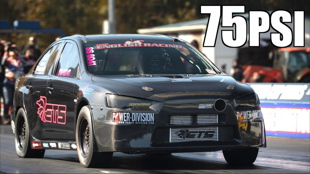 Fastest Evo X on the Planet! 10,700RPM on 75PSI & 1450HP Evo 8 Quickest in the USA!