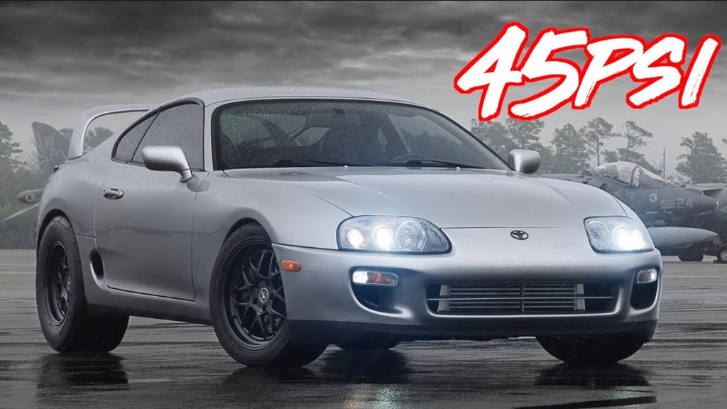 1300HP Supra From HELL - The Most EPIC Toyota Supra Build Story!