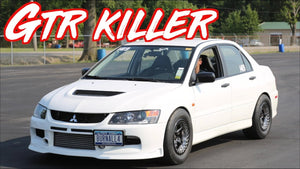 "Evo 9 Punishes Modified GTR on the Highway! - ""BURNALL4"""