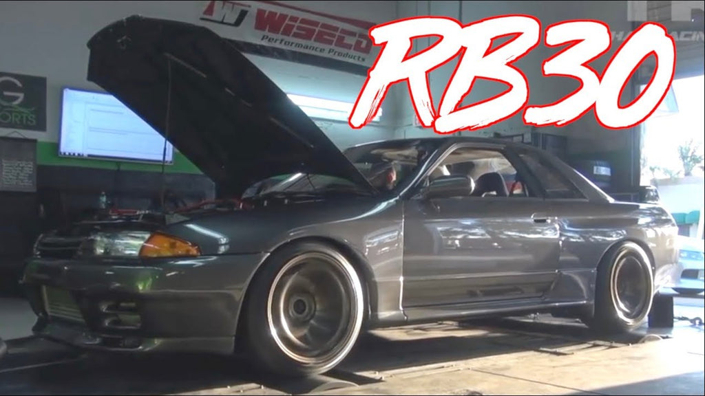RB30 R32 GTR Build Series RETURNS! - 1000+HP AWD Godzilla Project