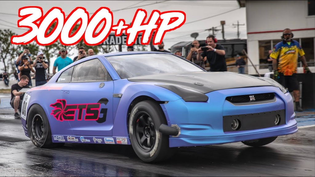 3000+HP ETS-G Breaks into 6's - Gidi's New Build!