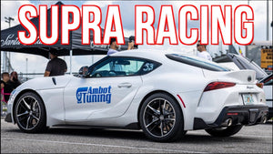 Tuned 2020 Supra Challenges Sequential Skyline R33 GTR and ROWDY SR20 Miata!