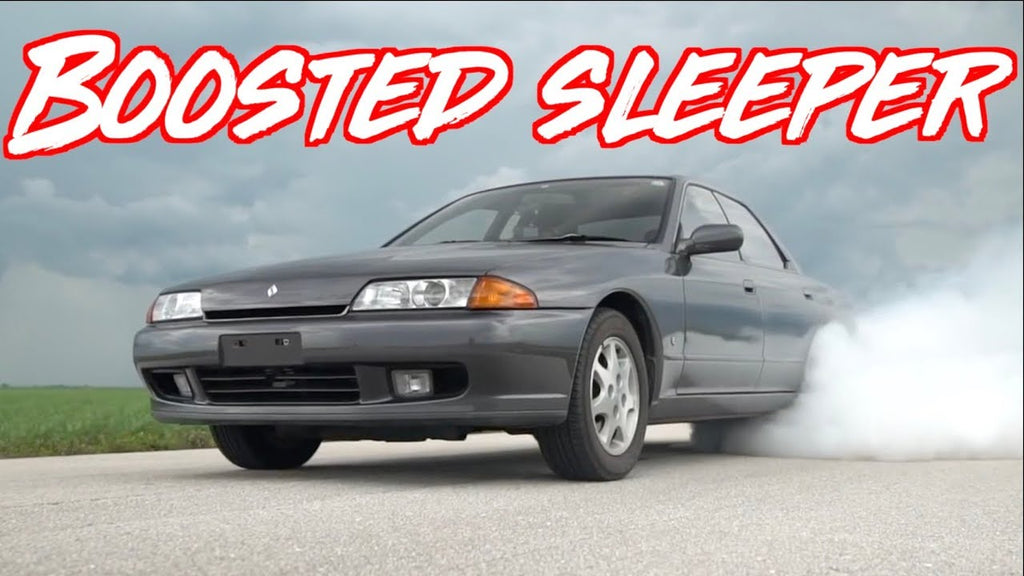 Best Sleeper Car Ever?! and 3000HP Ford GT Surprise