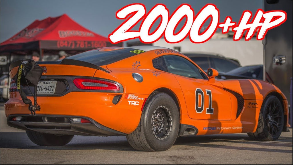 2000+HP Street Cars Takeover Texas - TX2K19