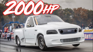 "2000HP Ford Lightning The Fastest Truck We've Seen! - ""The Yetti"""
