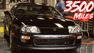 Lowest Mile 1998 Toyota Supra in the World?! - MINT Condition Factory Stock