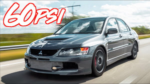 1100HP Sleeper Sequential Evo IX 60PSI of BOOST!