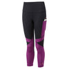 Ronhill Women Stride Revive Crop Tight Black/Grape Juice