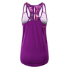 Ronhill Women Stride Revive Racer Vest Grape Juice/Hcoral