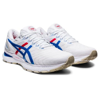 Asics Men's Gel-Nimbus 22 - White